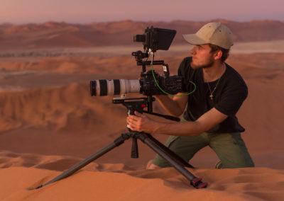 Natur&Völker, Grasland/Wüste, Namibia